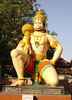 Hanuman - Outside Chinmaya Mission Noida