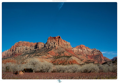 Zion National Park and Bryce Canyon National Park